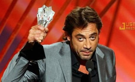 Javier Bardem, No Country for Old Men are the Critics' Choices