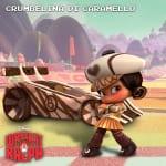 Crumbelina De Caramello Wreck-It Ralph