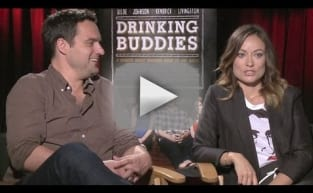 Jake Johnson and Olivia Wilde Exclusive Interview
