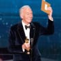Christopher Plummer Wins Oscar