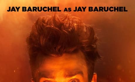 This is the End Jay Baruchel Poster