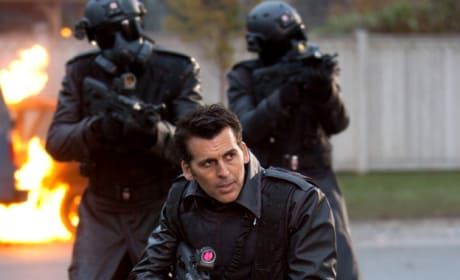 Oded Fehr Resident Evil: Retribution