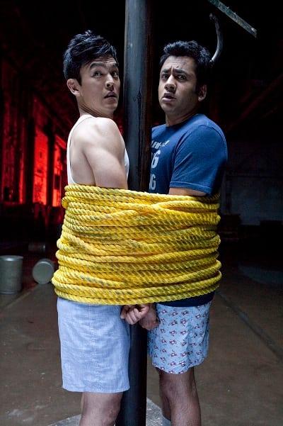 A Very Harold and Kumar 3D Christmas: John Cho and Kal Penn
