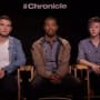 Alex Russell, Michael B. Jordan and Dane DeHaan in Chronicle