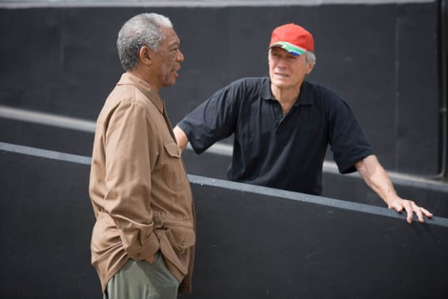 Eastwood Directs Freeman