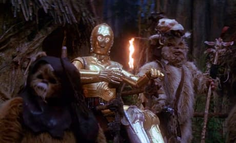 Return of the Jedi C3PO