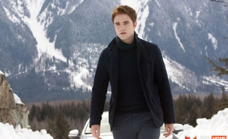 Breaking Dawn Part 2: Two New Stills Star Stewart and Pattinson
