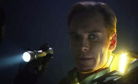 Prometheus Trailer: The Wonder Con Premiere
