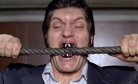 The Spy Who Loved Me Richard Kiel