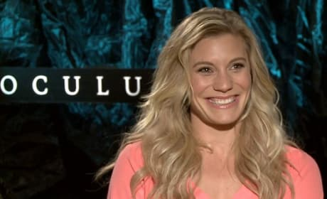 Oculus Exclusive: Katee Sackhoff & Rory Cochrane Interview