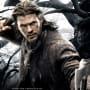 Chris Hemsworth Snow White and the Huntsman Poster