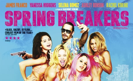 Spring Breakers Gets Two New UK Posters