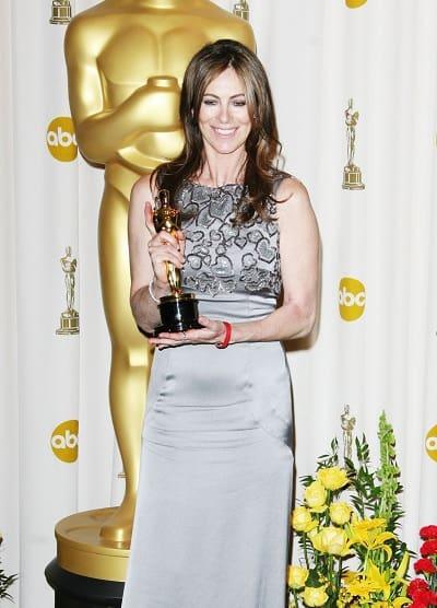 Kathryn Bigelow at The Oscars