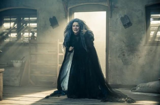 Meryl Streep Into the Woods Photo