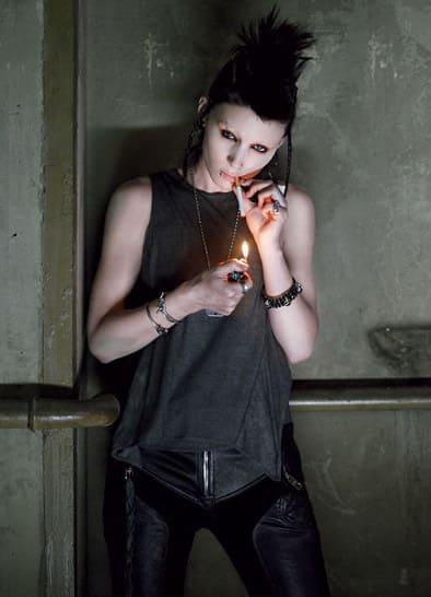 Rooney Mara Lights Up