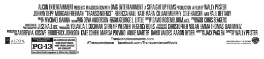 Transcendence Billing Block
