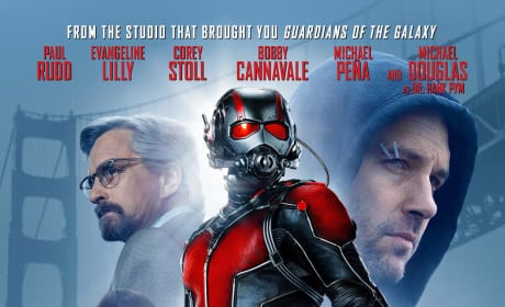 Ant-Man Poster: The Cast's All Here!