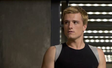 The Hunger Games Catching Fire Josh Hutcherson