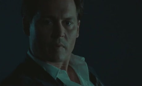 The Rum Diary Clip: Johnny Depp Finds a Mermaid?
