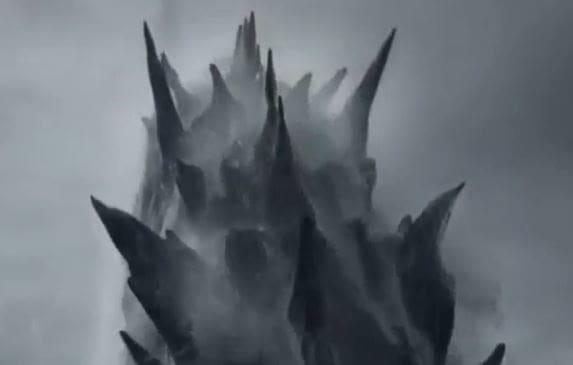 Godzilla Tail Pic