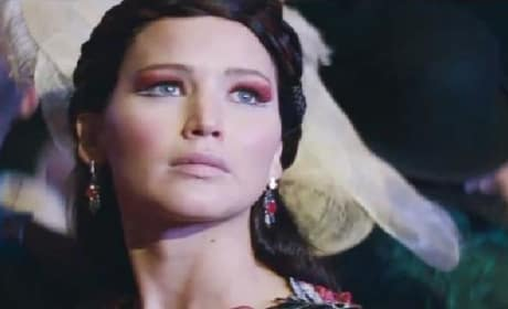 Catching Fire Behind the Scenes Video: Inside IMAX