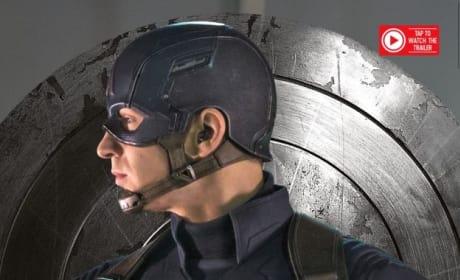Captain America: Winter Soldier Star Chris Evans