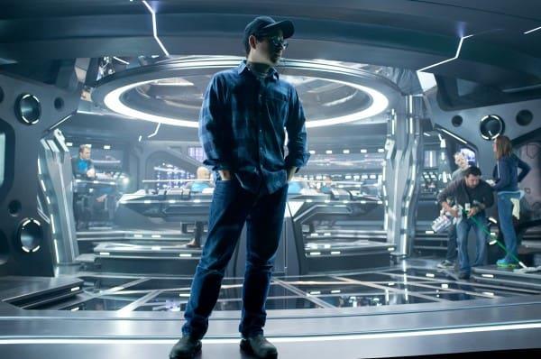 J.J. Abrams Star Trek Into Darkness