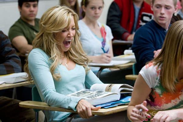 Screaming in Class!