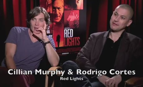 Red Lights Exclusive: Cillian Murphy & Rodrigo Cortes on De Niro Dynamic