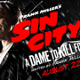 Sin City A Dame to Kill For Banner