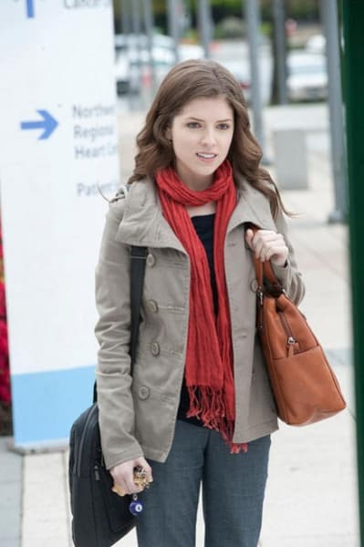 Anna Kendrick in 50/50
