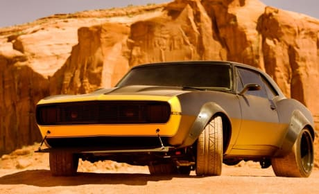 Transformers 4: Bumblebee's New Appearance