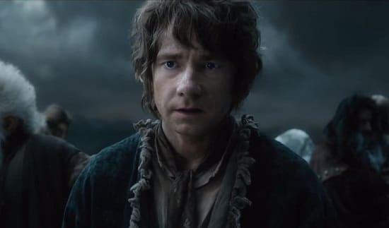 The Hobbit The Battle of the Five Armies Martin Freeman Is Bilbo