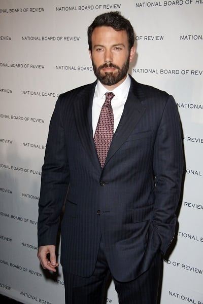 Ben Affleck in Line of Sight