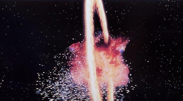 Star Wars Death Star Explodes