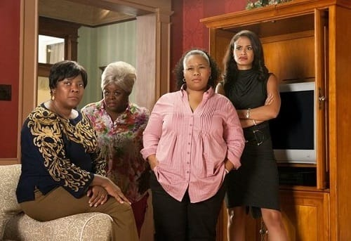 Madea's Big Happy Family Cast