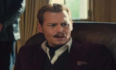 Mortdecai Trailer: Meet a Debonair Johnny Depp
