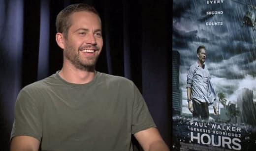 Paul Walker Interview Photo