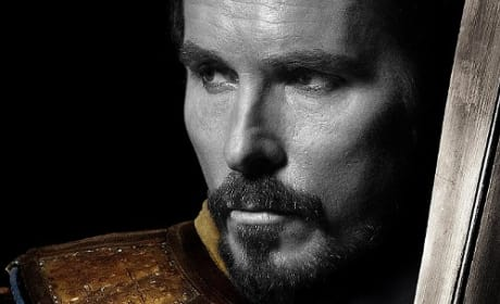 Exodus Gods and Kings Character Posters: Christian Bale is Moses!