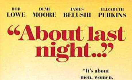 About Last Night Gets a Remake