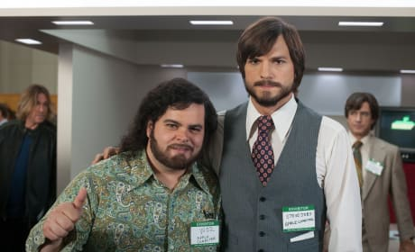 Josh Gad Ashton Kutcher Jobs