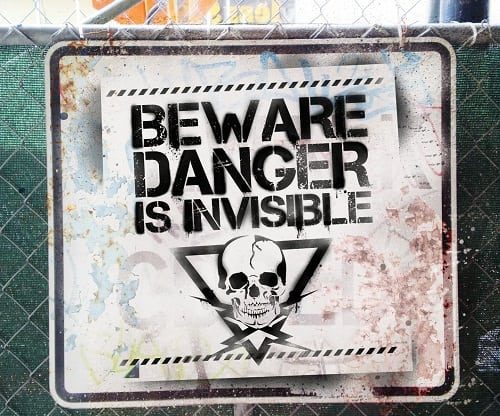 The Darkest Hour Warning Sign: Danger is Invisible