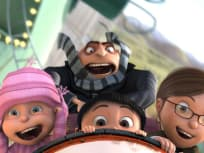 Gru and the Girls Go for a Ride