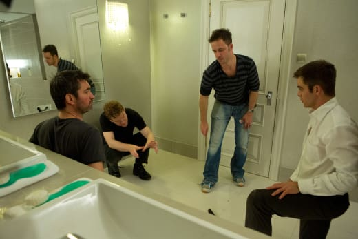 Jack Ryan Shadow Recruit Kenneth Branagh Chris Pine