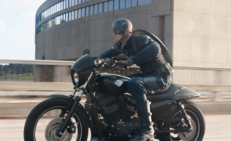 Captain America: The Winter Soldier Still