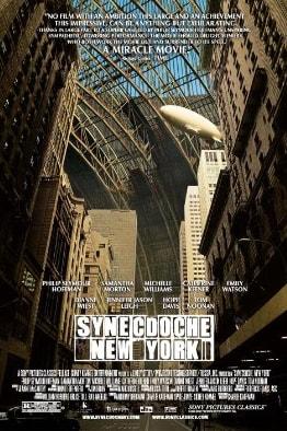 Synecdoche, New York Movie Poster