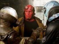 Hellboy and Friends