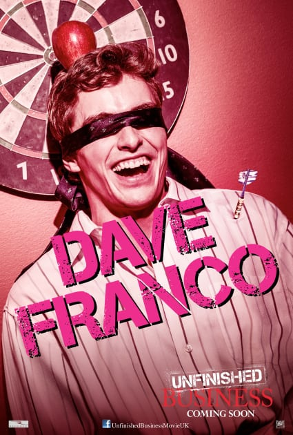 Dave Franco Character Poster