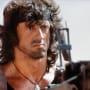 Sylvester Stallone in Rambo 3