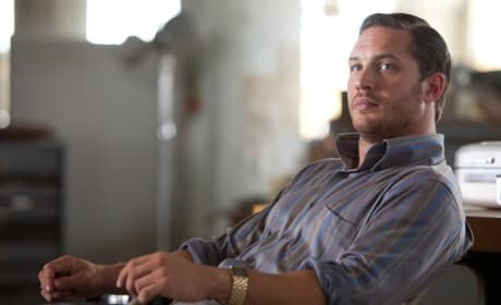 Tom Hardy to Play Major Role in Batman 3